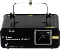 Лазер Stairville DJ Lase Performance 150 RGY