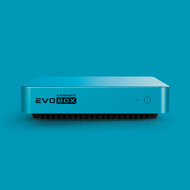 Караоке-система для дома Evolution EVOBOX Plus Blue